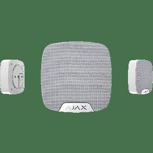 Ajax HomeSiren Funk Innen-Sirene  in Farbe weiß
