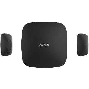 Ajax HUB intelligente Funk- Alarmzentrale in Farbe  schwarz