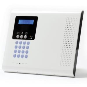 iConnect 2-Wege 868MHz PSTN-IP Breitband Funk-Alarmzentrale