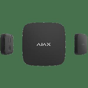 Ajax LeaksProtect Funk- Wassereinbruchmelder in Farbe  schwarz