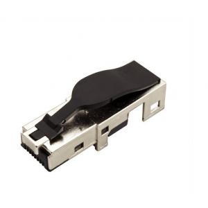 Metz Connect BTR E-DAT Industrie IP20, feldkonfektionierbarer RJ45-Stecker, schwarz