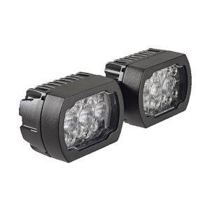 Bosch MIC-ILB-400 Scheinwerfer Infrarot, Weißlicht, Kombination, für Bosch MIC IP 7100i, schwarz