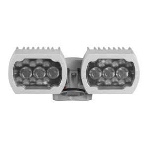 Bosch MIC-ILG-400 Scheinwerfer Infrarot, Weißlicht, Kombination, für Bosch MIC IP 7100i, grau
