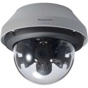 PANASONIC WV-S8530N Multi-Sensor IP Dome Kamera 4K