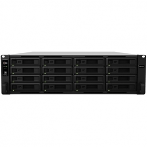 Synology Network Attached Storage RS4017XSplus 16-Bay, Hotswap, ohne HDD