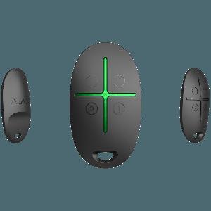 Ajax SpaceControl Fernsteuerung & Paniktaste in Farbe  schwarz