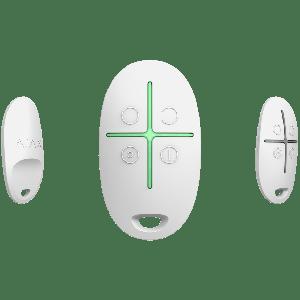 Ajax SpaceControl Fernsteuerung & Paniktaste in Farbe  weiß