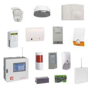 Videofied & Telenot Funkalarmanlage Komplettset professional für Innen- & Außenbereich Überwachung Set 1 mit Alarmverifikation inklusive Alarmaufschaltung auf die Notrufleitstelle 24/7/365 jetzt im Angebot für 6 Monate kostenfrei