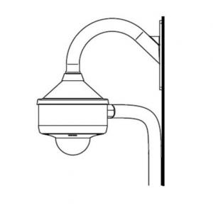 SONY SNCA-WMMD3 Wandmontagehalterung In- und Outdoor