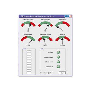 FireAngel ST-622 Diagnostik Kabel