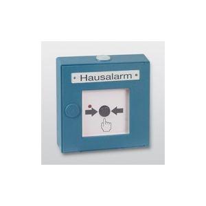 Telenot Handfeuermelder blau ABS CT 3000 PBD-ABS-B