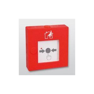 Telenot Handfeuermelder rot ABS CT 3000 PBDH-ABS-R