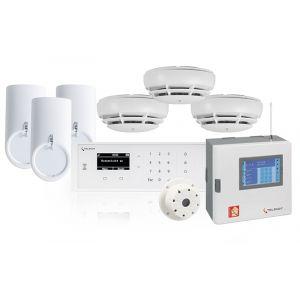 Telenot Arteo Home Smart & Safe
