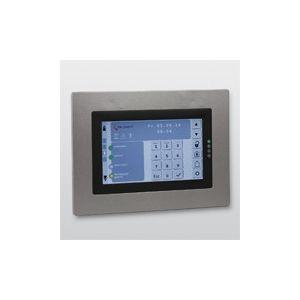 Telenot BT 801 uP Touch Bedienteil schwarz/graualuminium