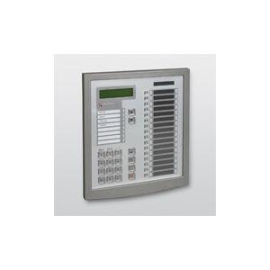 Telenot BT 830 LCD Bedienteil Graualuminium
