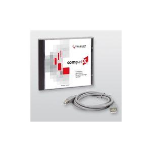 Telenot Parametriersoftware compasX USB