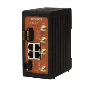 TOSIBOX Lock 500 TBL5IAPS LTE Modem Hardware für Ferneinwahl