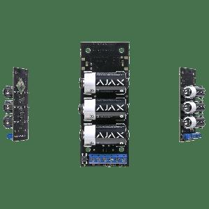 Ajax Transmitter Funkmodul Outdoor für den Anschluss von Meldern