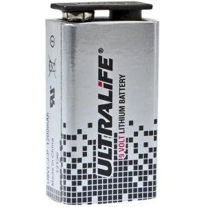 Germanprotect UL 9 V Blockbatterie