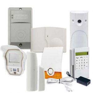 Videofied Funkalarmanlage Komplettset professional  für Innen und  Außenbereich Überwachung Set 4