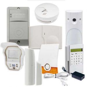 Videofied Funkalarmanlage Komplettset professional  für Innen sowie Außenbereich Überwachung Set 5