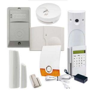 Videofied Funkalarmanlage Komplettset professional  für Innenüberwachung Set 7