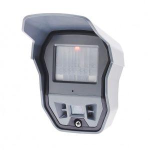 videofied FMD185B Außen-Kamerabewegungsmelder, 100 % drahtlos und bidirektional, inkl. Halter
