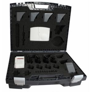 Videofied FAP089 mobiler Wachmann Funk- Alarmanlage- Set XT HSL Außenüberwachung