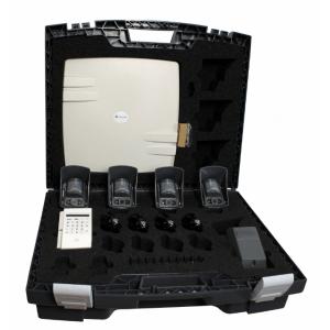 videofied FAP089-XTO Mobiler Wachmann Funk- Alarmanlage- Set  XTO HSL Außenüberwachung