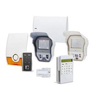 Videofied Alarmanlage Komplettset für Außenbereich mit Videoverifizierung
