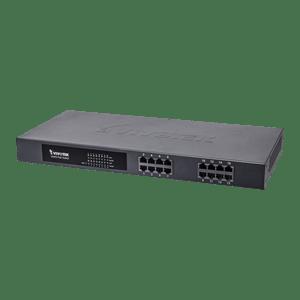 VIVOTEK AW-FET-160A-250 PoE Switch 250W