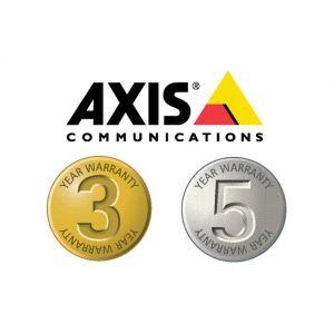 AXIS Q6010-E 50HZ EXT.WARRANTY Erweiterung der Gewährleistung