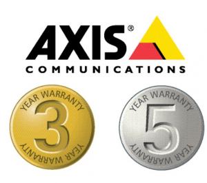 AXIS Q1659 35MM EXT.WARRANTY Erweiterung der Gewährleistung