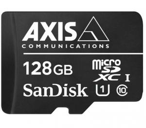 AXIS SURVEILLANCE CARD 128 GB Speicherkarte