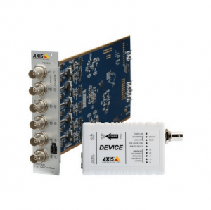 AXIS T8646 POE+ OVER COAX KIT Medienkonverter