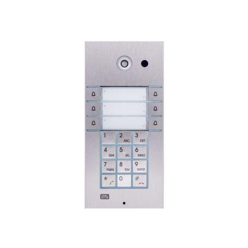 2N Analog Vario 6 Button Keyp Analoge Gegensprechanlage