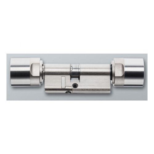 SimonsVoss SI.Z4.30-30.MI.AP2.BL Elektron. Europrofil Doppel- Knaufzylinder