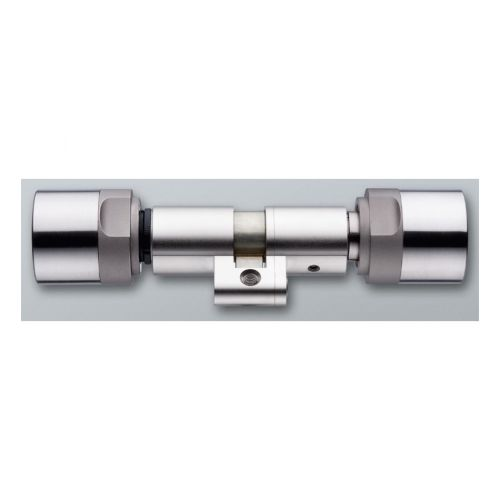 SimonsVoss SI.Z4.SR.30-30.MI.CO Digitaler Swiss Round Doppel- knaufzylinder