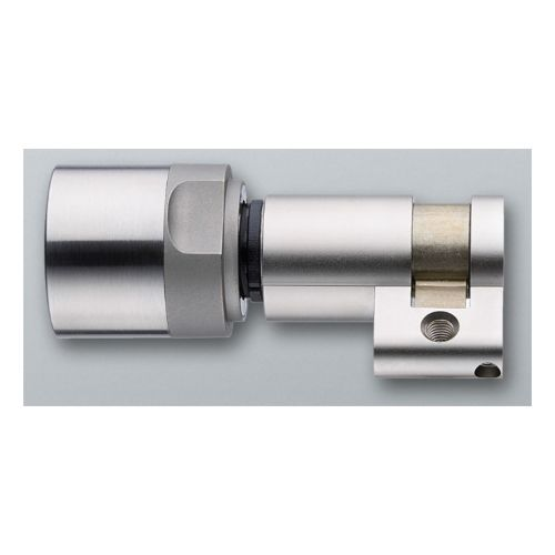 SimonsVoss SI.Z4.SR.30-10.MI.HZ Digitaler Swiss Round Halbzylinder