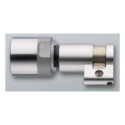 SimonsVoss SI.Z4.SR.60-10.MI.HZ Digitaler Swiss Round Halbzylinder