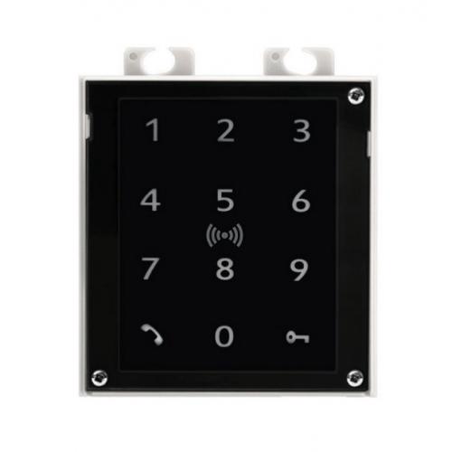 2N IP Verso Keypad SEC RFID Touch Keypad und RFID Leser Modul