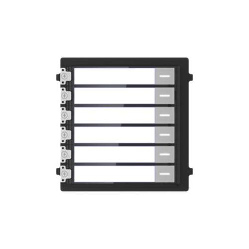 HIKVision DS-KD-KK 6-fach Klingelmodul