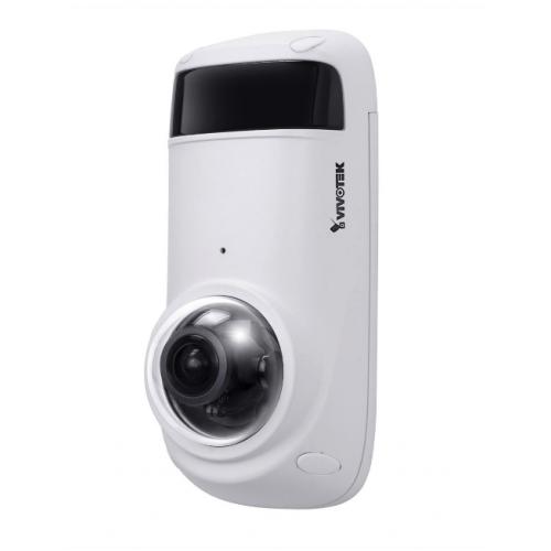 VIVOTEK CC9381-HV IP Fisheye Kamera 5 MP Full HD Outdoor