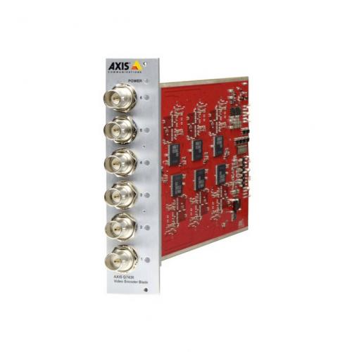 AXIS Q7436 Video Netzwerk Server Einschubkarte