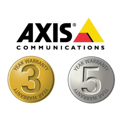 AXIS S1148 64TB EXT.WARRANTY Erweiterung der Gewährleistung