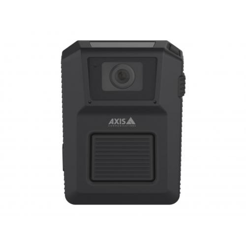 AXIS W100 BODYWORN CAMERA Body-Cam 2MP