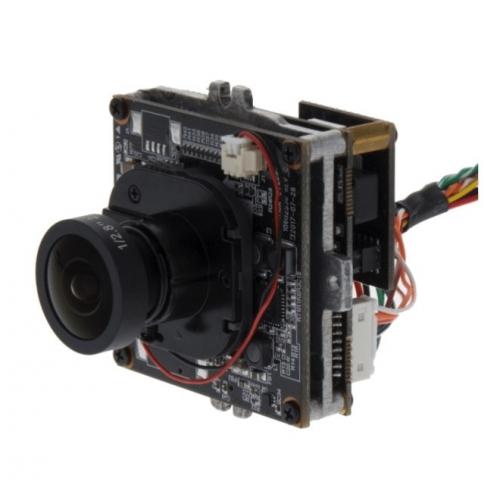 ENEO ISM-54F0023W0A IP Platinenkamera 4 MP Full HD Indoor
