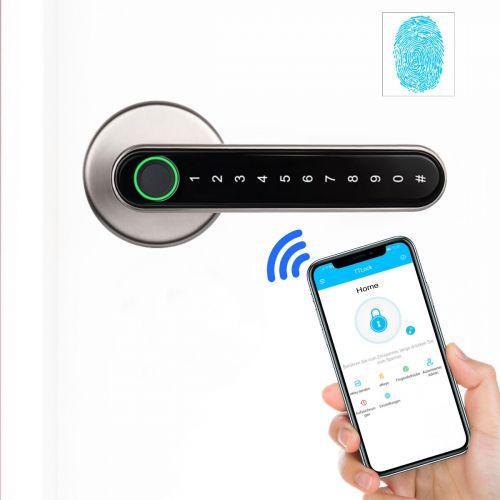 SOREX FLEX MAX Bluetooth Türgriff Fingerprint & Zahlencode