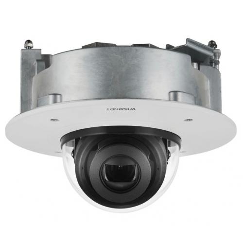 Hanwha Techwin XND-6081F IP Fix Dome Kamera 2 MP Full HD Indoor