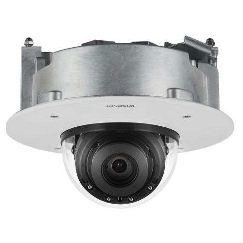 Hanwha Techwin XND-8081RF IP Fix Dome Kamera 5 MP Full HD Indoor